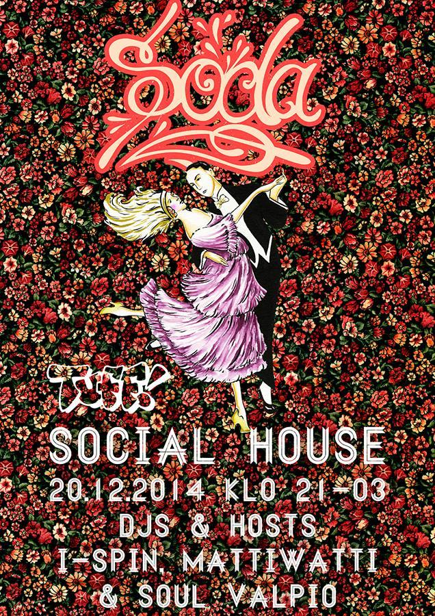 social-dance_kulttuuriyhdistys-tuff-juliste
