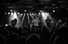Aivolävistys live Lutakko 22.1 (1)